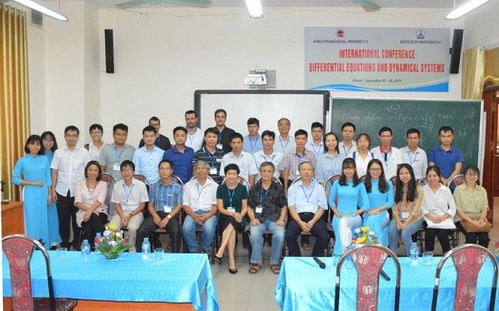 """International Conference """"Differential Equations and Dynamical Systems"""""""