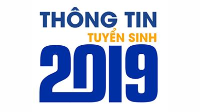 Thông tin tuyển sinh Khoa Toán năm 2019 - 2020